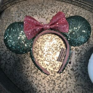 New Disney Ears Mickey Minnie Mouse Ariel